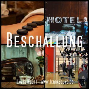Beschallungsmusik - Musik-Streaming
